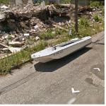 Abandoned Boat (StreetView)