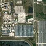Martin Hybrid Solar & Natural Gas Power Plant