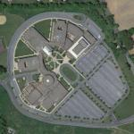 High School laid out like the Millennium Falcon
