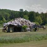 Vermontasaurus - Junk Dinosaur