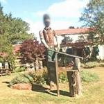 Carved Paul Bunyan (StreetView)