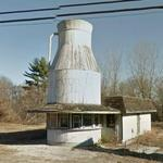 Milk Can Building