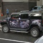 Hummer H2. S.W.A.T.