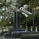 'The Water Garden' by Wayne Trapp