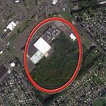 Langhorne Speedway location