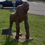 Scrap Metal Gorilla
