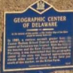 Geographic Center of Delaware