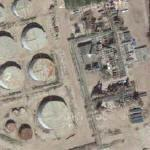 Abandoned Ventura Oil Refinery (Google Maps)