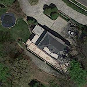Wilbur Ross' House (Google Maps)