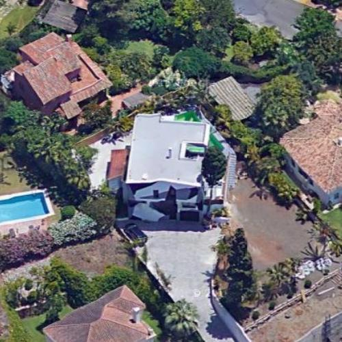 Jon Olsson S House Former In Marbella Spain Google Maps