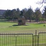 Genl. Louis Botha Statue at the Union Buildings