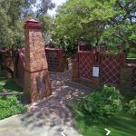 Garden of Remembrance at the Voortrekker Monument