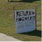 Return To Hogwarts