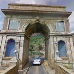 Triumphal Arch on Hartbeespoort Dam Wall