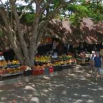 St. Lucia Fruit Market