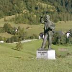 Ivan Grohar Statue