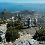 People on Table Mountain