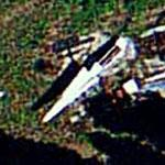 Concorde nose (Google Maps)