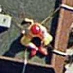 Ronald McDonald (Google Maps)