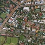 Univerity of Pretoria (Tuks) - Hatfield Campus