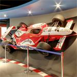 Dan Wheldon's 2003 Indy car