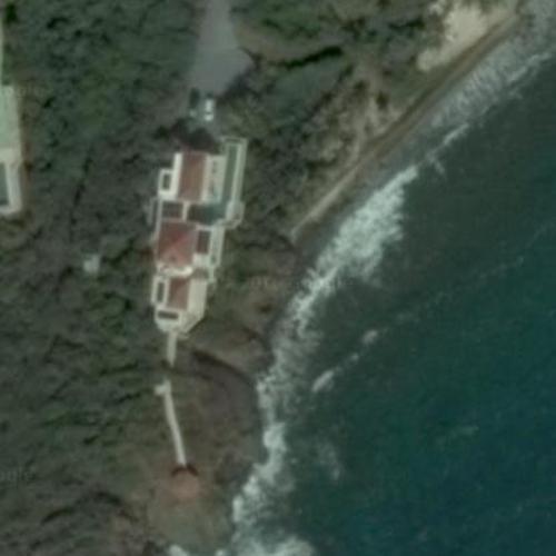 Tim Duncan S House In St Thomas Virgin Islands U S