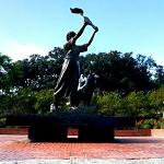 Florence Martus Statute