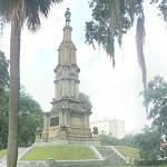 The Confederate Memorial
