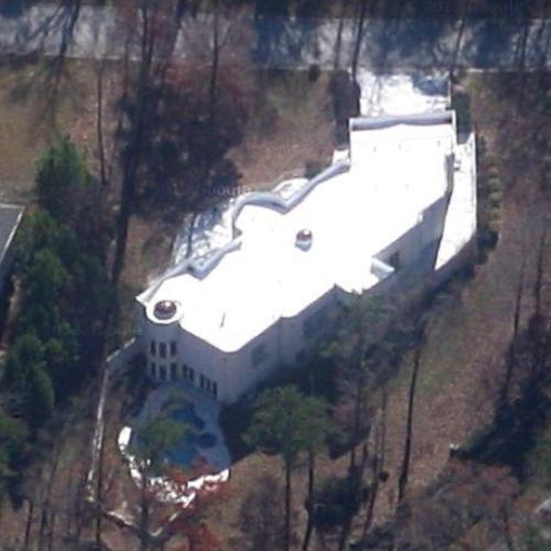 Drug Lord Big Meechs House Former In Lithonia Ga