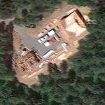 Drew Bledsoe's house (Google Maps)