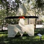 'Rebus 3D-89-3' by Ida Kohlmeyer