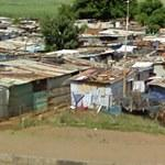 Slum in Soweto