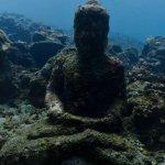 Underwater Buddha