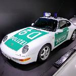 "Porsche 911 Carrera Coupe ""Polizei"""