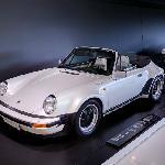 Porsche 911 Turbo Cabrio Studie