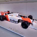 McLaren TAG MP 4/2 C Formula 1