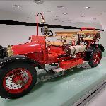 1912 Austro-Daimler Motorspritze fire truck