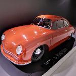 Porsche 356 /2 Coupe