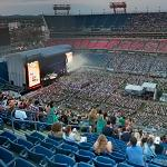 Concert at LP Field (StreetView)