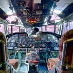 An-26 cockpit