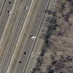 Airplane - Cessna (Google Maps)