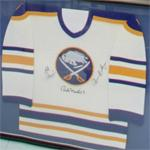 French Connection signed hockey jersey