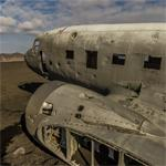 US Navy DC-3 wreckage