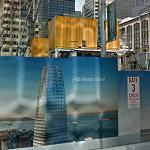 Salesforce Tower under construction