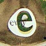 """""""E"""" for Évry"""