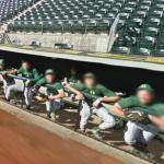 Univ. Oregon Baseball team