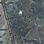 1950 Australian National Airways Douglas DC-4 crash site (Google Maps)