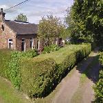 Former Gilnockie Railway Station