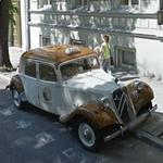 Citroen Traction Avant (StreetView)