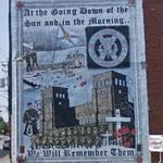 North Nova Scotia Highlanders Memorial Mural
